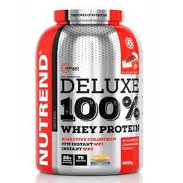 NUTREND DELUXE 100% WHEY 900g Dose