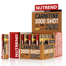 NUTREND CARNITINE 3000 20x60ml Shots