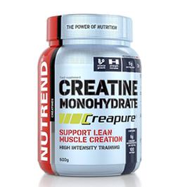 Nutrend Creatine Monohydrate Creapure 500g Dose