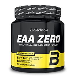 BioTech EAA-ZERO 350g Dose