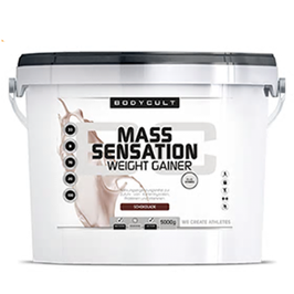 BC MASS SENSATION WEIGHT GAINER 5000g