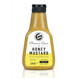 GOT7 Honey Mustard Sauce 240ml