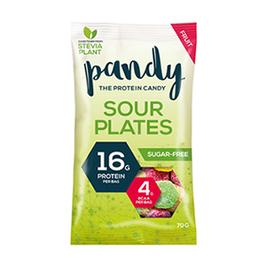 PANDY SOUR PLATES 70g