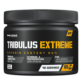 BODY ATTACK TRIBULUS EXTREME 80 Caps