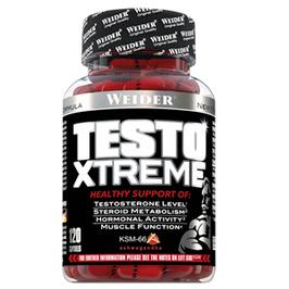 Weider Testo Xtreme 120 Caps