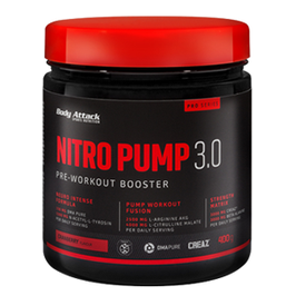 BODY ATTACK NITRO PUMP 3.0 400g Dose