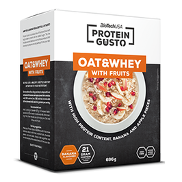 BT Oat & Whey with Fruits 696g