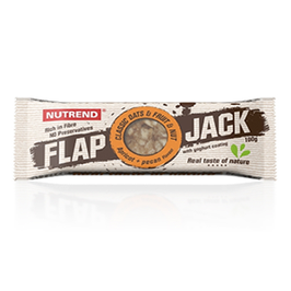 Nutrend Flap Jack 100g Riegel