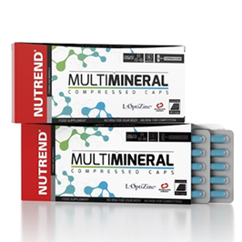 NUTREND MULTIMINERAL COMPRESSED 60 Caps
