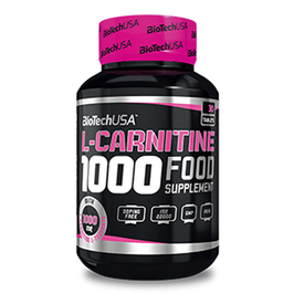 BT L-CARNITINE 1000 30 Tabs