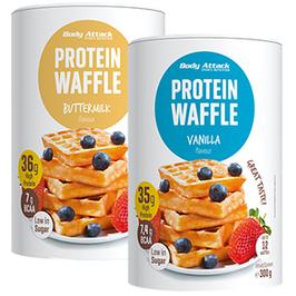 BodyAttack Protein Waffle 300g