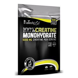 BT 100% CREATINE MONOHYDRATE 500g Beutel