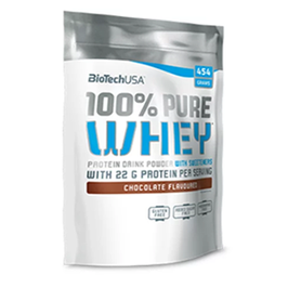 BT 100% Pure Whey Protein 454g