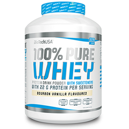 BT 100% Pure Whey Protein 2270g
