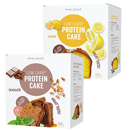 BodyAttack Low Carb Protein Cake 150g