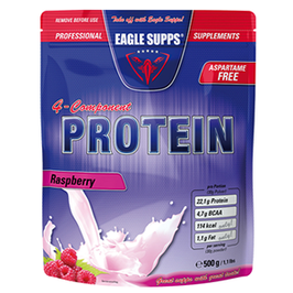 EagleSupps 4-Components Protein 500g Beutel