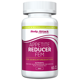 BODY ATTACK APPETITE REDUCER 60 Caps