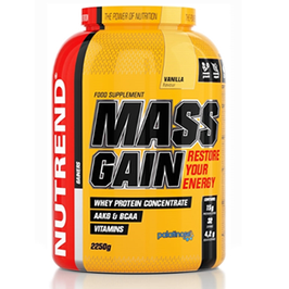 Nutrend Mass Gain 2250g Dose