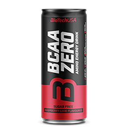 BioTech BCAA Zero EnergyDrink 330ml Dose