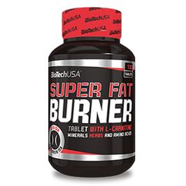 BT SUPER FAT BURNER 120 Tab