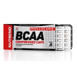 NUTREND BCAA COMPRESSED 120 Caps
