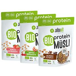 Jabuvit Bio Protein Müsli 500g
