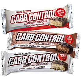 BODYATTACK CARB CONTROL 100g Riegel