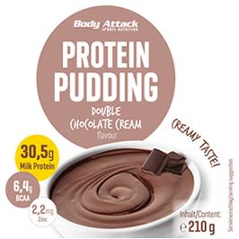BodyAttack Protein Pudding 210g