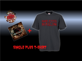 "T-Shirt Bundle ""Nine Eyes Nation"" PLUS Single"