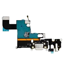 iPhone 6 Charger Connector Flex Cable White HK