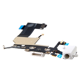 iPhone 5G Charger Connector Flex Cable White HK