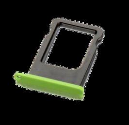 Phone 5C Sim Card Tray Green