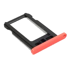 Phone 5C Sim Card Tray Orange