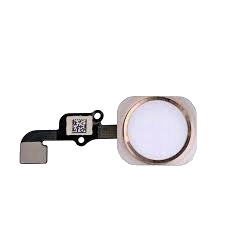 iPhone 6S Home Button Assembly gold Touch ID