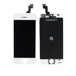 iPhone 5S scherm OEM Wit