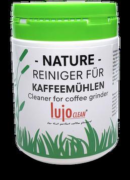 lujoCLEAN Nature Reiniger für Kaffeemühlen 165g