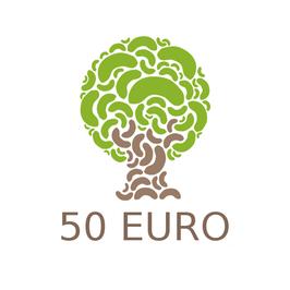 Geschenkgutschein im Wert von 50 Euro