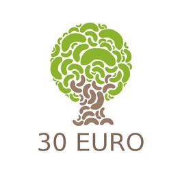 Geschenkgutschein im Wert von 30 Euro