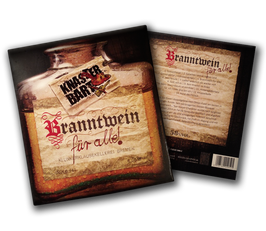 """CD - """"Branntwein für alle!"""""""