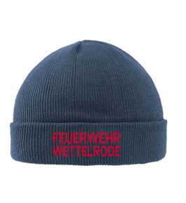 Beanie m. Krempe FF Wettelrode