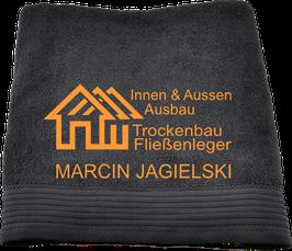 Handtuch mit Logo-Stickerei [Werbe- und Geschenkartikel]
