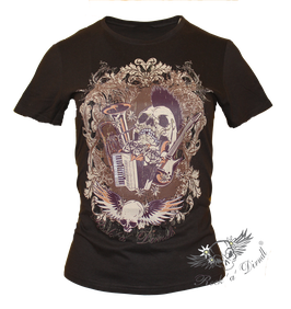 T-Shirt Bavarian Rockmusic