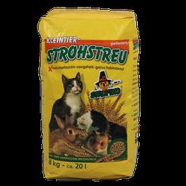 Strofino Stroh-Pellets 6mm