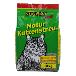 Naturkatzenstreu
