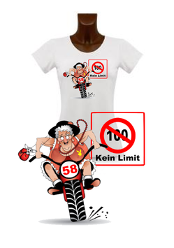 T-shirt / Kein Limit