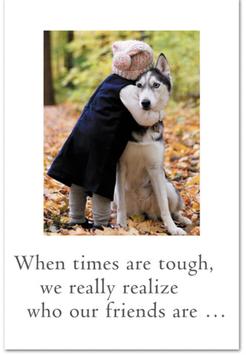 Girl Hug Dog