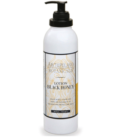 Black Honey Lotion + Body Wash