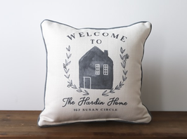 Welcome to the ____ Home