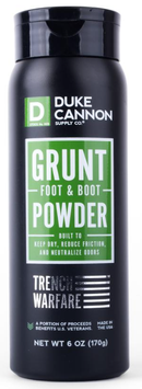 Grunt Powder- Foot and Boot Spray