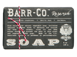 Barr-Co. Reserve Triple Milled Bar Soap